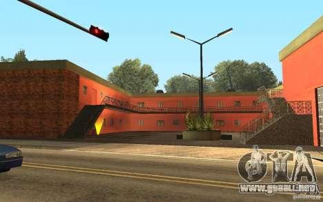 UGP Moscow New Jefferson Motel para GTA San Andreas segunda pantalla