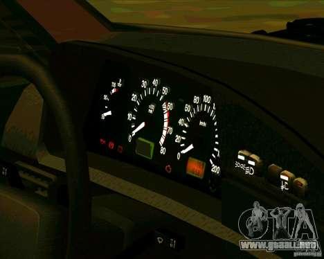 ВАЗ 2114 para la visión correcta GTA San Andreas