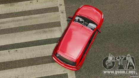 Chevrolet Agile para GTA 4 visión correcta