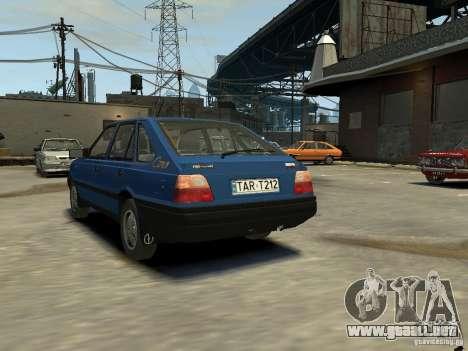 FSO Polonez Caro para GTA 4 vista lateral