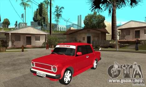 Coupe de 2 puertas VAZ 2101 para GTA San Andreas