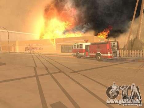 Terremoto para GTA San Andreas sexta pantalla