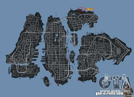 4x4 Trail Fun Land para GTA 4 octavo de pantalla