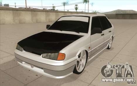 Vaz-2114 para visión interna GTA San Andreas