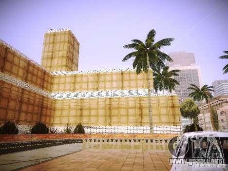 El nuevo hospital de Los Santos para GTA San Andreas sexta pantalla