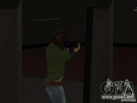 Weapon Pack para GTA San Andreas undécima de pantalla