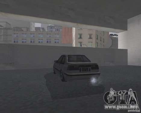 Futo de GTA 4 para la visión correcta GTA San Andreas