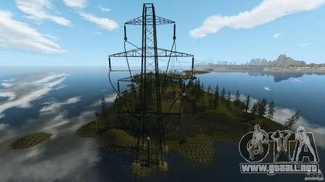The Loggers Point para GTA 4 sexto de pantalla