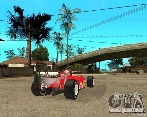 Ferrari F1 para GTA San Andreas