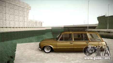VAZ 2102 Florida para GTA San Andreas left