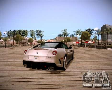 ENBSeries by slavheg para GTA San Andreas segunda pantalla