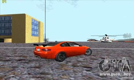Tropick ENBSeries por Jack_EVO para GTA San Andreas quinta pantalla