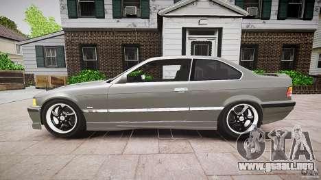 BMW E36 328i v2.0 para GTA 4 left