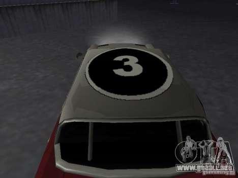 Bloodring Banger (A) de Gta Vice City para vista lateral GTA San Andreas
