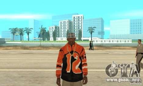 Sudadera con capucha 2 para GTA San Andreas