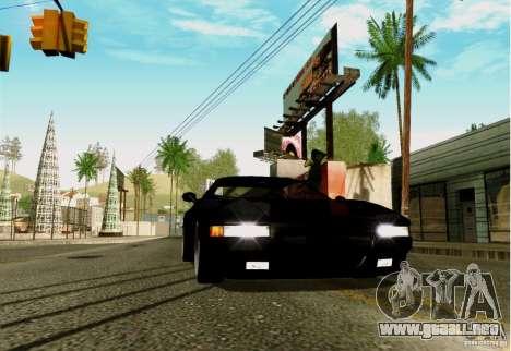ENBSeries FS by FLaGeR v 1.0 para GTA San Andreas segunda pantalla
