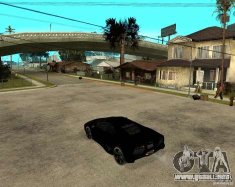 Lamborghini Reventon para GTA San Andreas left
