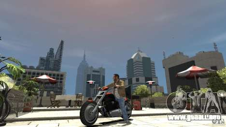The Lost and Damned Bikes Revenant para GTA 4 left