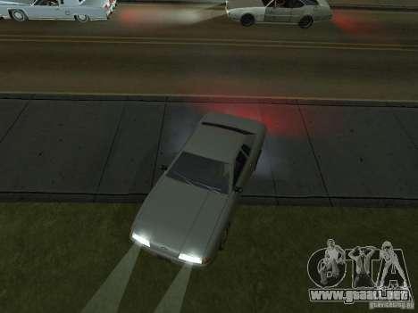 IVLM 2.0 TEST №3 para GTA San Andreas quinta pantalla
