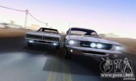 ENBSeries by dyu6 v6.0 para GTA San Andreas séptima pantalla