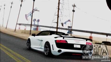 Extreme ENBseries v1.0 para GTA San Andreas sucesivamente de pantalla