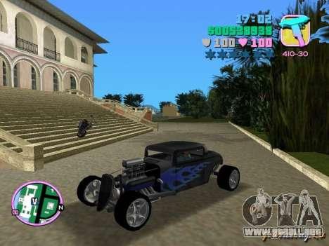 Ford Coupe Hotrod 34 para GTA Vice City
