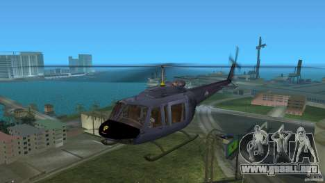 Maverick Bell-Huey para GTA Vice City