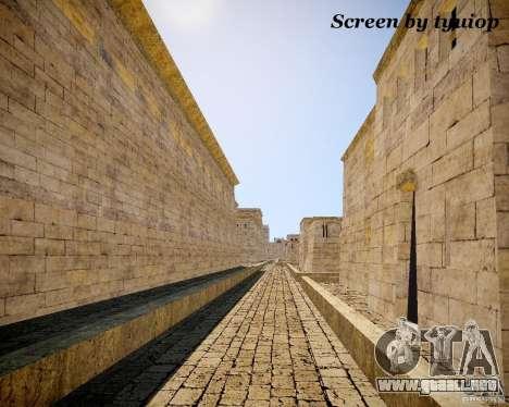 Ancient Arabian Civilizations v1.0 para GTA 4 adelante de pantalla