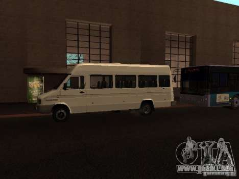 Iveco TurboDaily 49-10 para GTA San Andreas left
