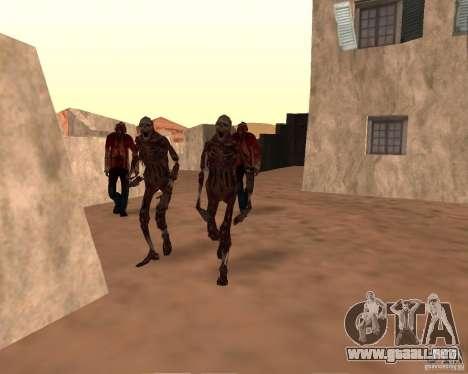 Zombie Half life 2 para GTA San Andreas tercera pantalla