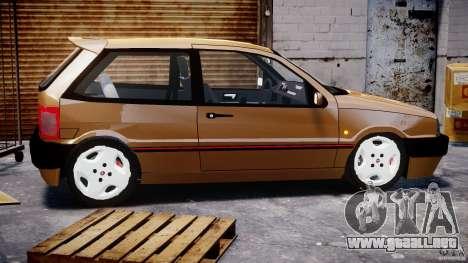 Fiat Tipo 1990 para GTA 4 left