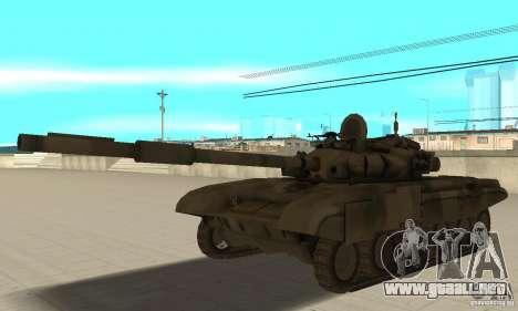 Tanques t-90 para GTA San Andreas