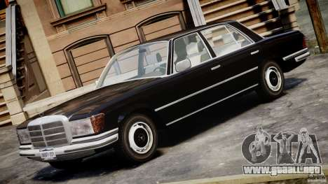 Mercedes-Benz 280SE W116 para GTA 4