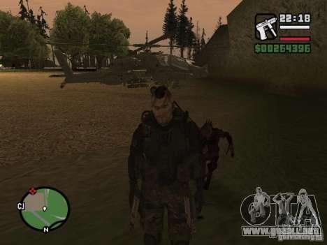 Chupacabra para GTA San Andreas segunda pantalla