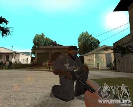 Resident Evil 4 weapon pack para GTA San Andreas octavo de pantalla
