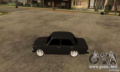 VAZ Lada 2106 LT para GTA San Andreas left