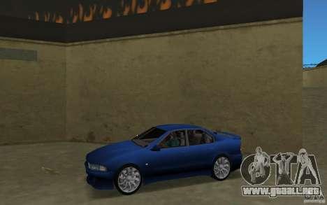 Mitsubishi Galant para GTA Vice City left