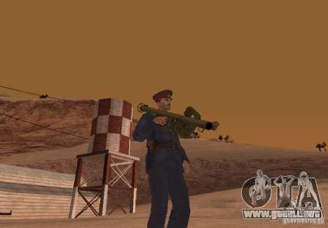 Panzerschreck para GTA San Andreas