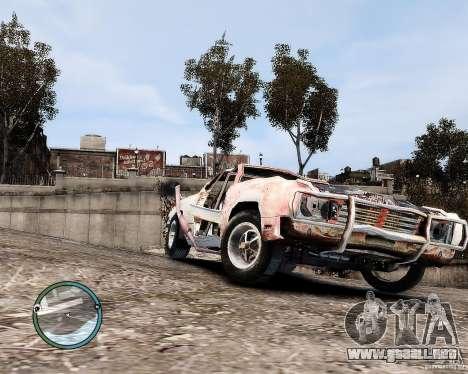 Flatout Shaker IV para GTA 4 left