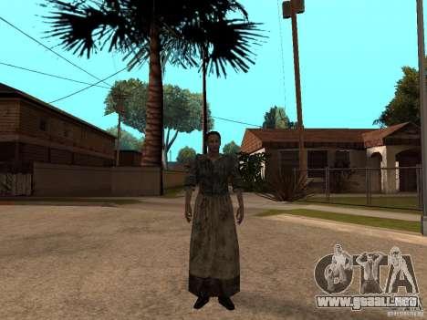 Actualizado Pak personajes de Resident Evil 4 para GTA San Andreas octavo de pantalla