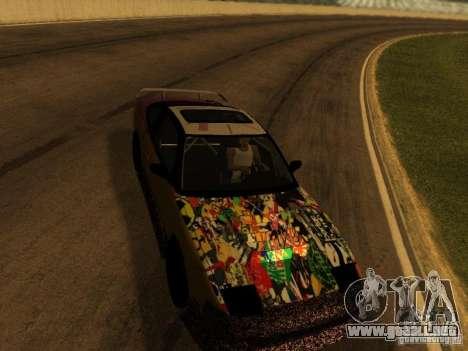 Nissan 240sx Street Drift para visión interna GTA San Andreas