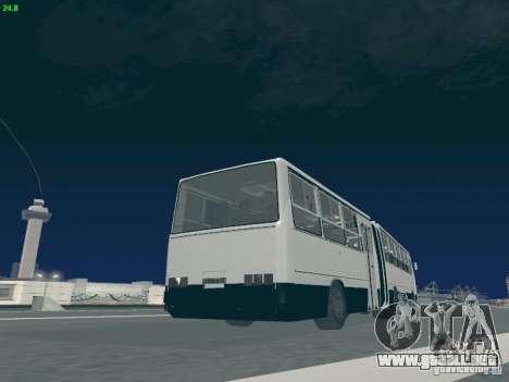 Remolque para Ikarus 280.03 para la vista superior GTA San Andreas