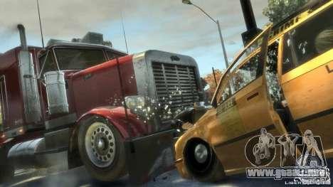 Imágenes de arranque en el estilo del GTA IV para GTA San Andreas undécima de pantalla