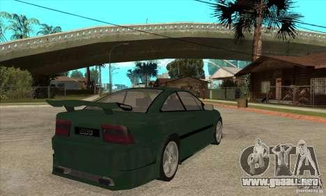 Opel Calibra para la visión correcta GTA San Andreas
