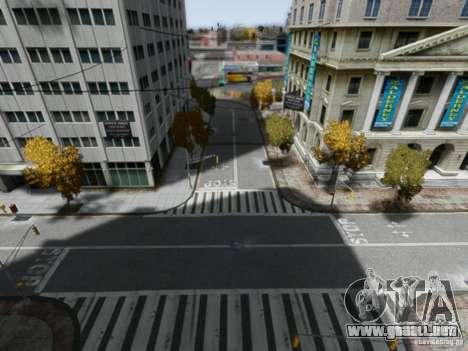 HD Roads 2013 para GTA 4 séptima pantalla
