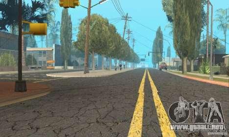 Grove Street para GTA San Andreas segunda pantalla