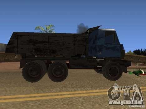 Tatra 815 para la visión correcta GTA San Andreas
