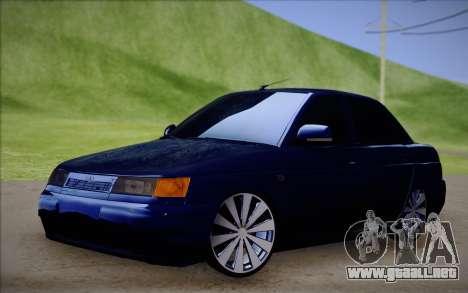 VAZ-2110 para GTA San Andreas left