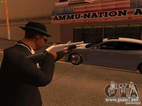 TeK Weapon Pack para GTA San Andreas octavo de pantalla