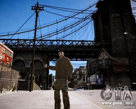 Niko - Stalin para GTA 4 quinta pantalla